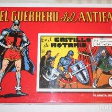 Tebeos: COLECCIÓN EL GUERRERO DEL ANTIFAZ Nº 4 *** COMIC AVENTURAS DIBUJOS ANIMADOS *** EDICION PLANETA. Lote 105600795