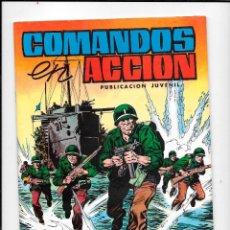 Tebeos: COMANDOS EN ACCIÓN OFENSIVA EN SALERNO Nº 5. Lote 105601619