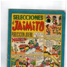 Tebeos: SELECCIONES DE JAIMITO Nº 122. Lote 105672811