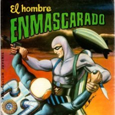 Tebeos: EL HOMBRE ENMASCARADO. EN PODER DE LOS PIRATAS SINGH. Nº 125. AÑO 1980. Lote 105899664