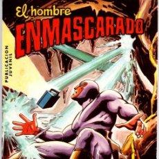 Tebeos: EL HOMBRE ENMASCARADO. EL MISTERIO DEL RIO. Nº 241. AÑO 1982. Lote 105899819