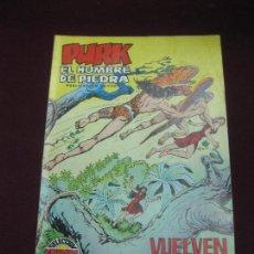 Tebeos: PURK, EL HOMBRE DE PIEDRA Nº 43. VUELVEN LOS ALADOS. EDIVAL 1974. Lote 105911683