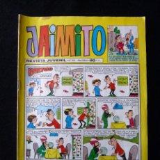 Tebeos: JAIMITO. REVISTA JUVENIL, Nº 1631. ED. VALENCIANA. Lote 105934739