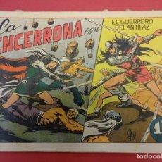 Tebeos: EL GUERRERO DEL ANTIFAZ. CUADERNILLO ORIGINAL. ED. VALENCIANA. 1,25 PTA. Nº 86. Lote 106001415