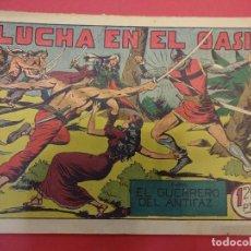 Tebeos: EL GUERRERO DEL ANTIFAZ. CUADERNILLO ORIGINAL. ED. VALENCIANA. 1,25 PTA. Nº 91. Lote 106001603