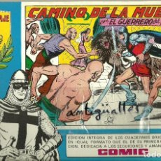 Tebeos: TOMO,COMIC Nº34 EL GUERRERO DEL ANTIFAZ,EDITORIAL VALENCIANA,HOMENAJE A M.GAGO AÑO 1981.. Lote 106015555