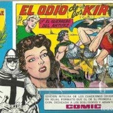 Tebeos: TOMO,COMIC Nº36 EL GUERRERO DEL ANTIFAZ,EDITORIAL VALENCIANA,HOMENAJE A M.GAGO AÑO 1981.. Lote 106015595