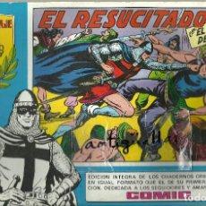Tebeos: TOMO,COMIC Nº31 EL GUERRERO DEL ANTIFAZ,EDITORIAL VALENCIANA,HOMENAJE A M.GAGO AÑO 1981.. Lote 106015839