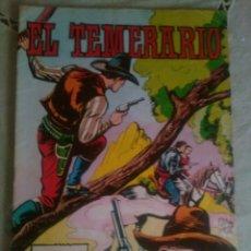 Tebeos: LOTE TEBEOS EL TEMERARIO. Lote 106599676