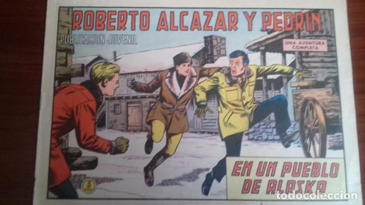 TEBEOS-COMICS CANDY - ROBERTO ALCAZAR Y PEDRIN - Nº 1017 - (Tebeos y Comics - Valenciana - Roberto Alcázar y Pedrín)