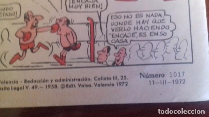 Tebeos: TEBEOS-COMICS CANDY - ROBERTO ALCAZAR Y PEDRIN - Nº 1017 - - Foto 2 - 107009595