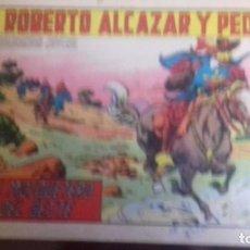 Tebeos: ROBERTO ALCAZAR Y PEDRÍN Nº 825,ED.VALENCIANA. Lote 107010059