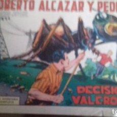 Tebeos: ROBERTO ALCAZAR Y PEDRIN Nº 902 EDITORIAL VALENCIANA . Lote 107220779