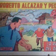Tebeos: ROBERTO ALCAZAR Y PEDRIN Nº 845 EDITA VALENCIANA. Lote 107221255