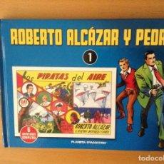 Tebeos: ROBERTO ALCAZAR Y PEDRIN - VOLUMEN 1 -. Lote 107258987