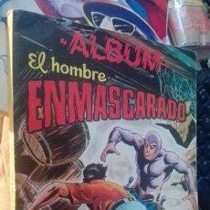Tebeos: EL HOMBRE ENMASCARADO. Lote 107518046