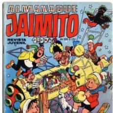 Tebeos: ALMANAQUE JAIMITO 1974. Lote 107710443