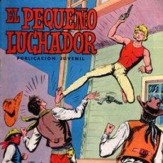 Tebeos - PEQUEÑO LUCHADOR, EL- Nº 72 - REEDICIÓN EN SELECCIÓN AVENTURERA-HISTORIETA DE JOSÉ SANCHIS-1978-7552 - 107746323