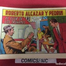 BDs: ROBERTO ALCAZAR Y PEDRIN NUMERO 732 BUEN ESTADO REF.45. Lote 107786379