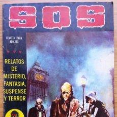 Tebeos: SOS - REVISTA PARA ADULTOS - Nº 8 - 1981 - ENVIO GRATIS. Lote 108042323