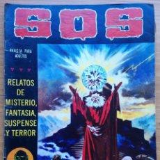 Tebeos: SOS - REVISTA PARA ADULTOS - Nº 2 - 1980 - ENVIO GRATIS. Lote 108042587