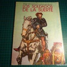 Tebeos: LOS SOLDADOS DE LA SUERTE. SERGIO TOPPI. VALENCIANA. (M-9). Lote 108077379
