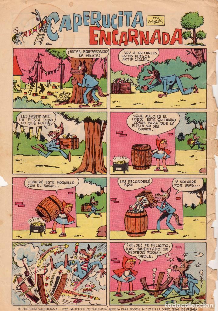 Tebeos: SÓLO PORTADAS - Pumby. Publicación Infantil. Año VIII. Número 254 - Foto 4 - 108111503