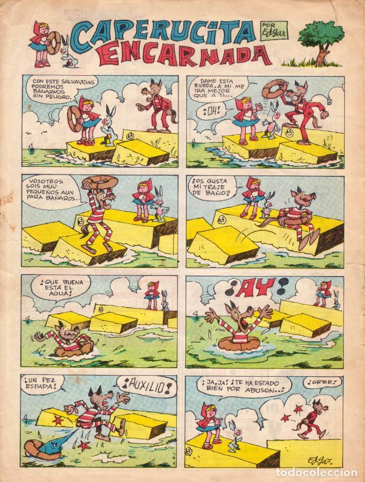 Tebeos: SÓLO PORTADAS - Pumby. Publicación Infantil. Año XIV. Número 544 - Foto 2 - 108113171