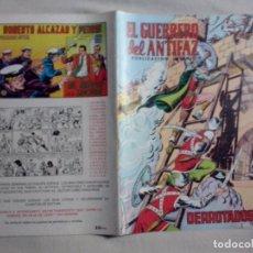 Tebeos: TEBEOS Y COMICS: EL GUERRERO DEL ANTIFAZ Nº 137. COLOR (ABLN). Lote 108324551