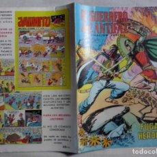 Tebeos: TEBEOS Y COMICS: EL GUERRERO DEL ANTIFAZ Nº 140. COLOR. Lote 108325303