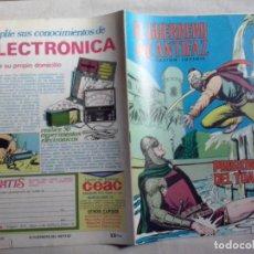 Tebeos: TEBEOS Y COMICS: EL GUERRERO DEL ANTIFAZ Nº 142. COLOR (ABLN). Lote 108325631