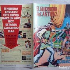 Tebeos: TEBEOS Y COMICS: EL GUERRERO DEL ANTIFAZ Nº 144. COLOR (ABLN). Lote 108325747