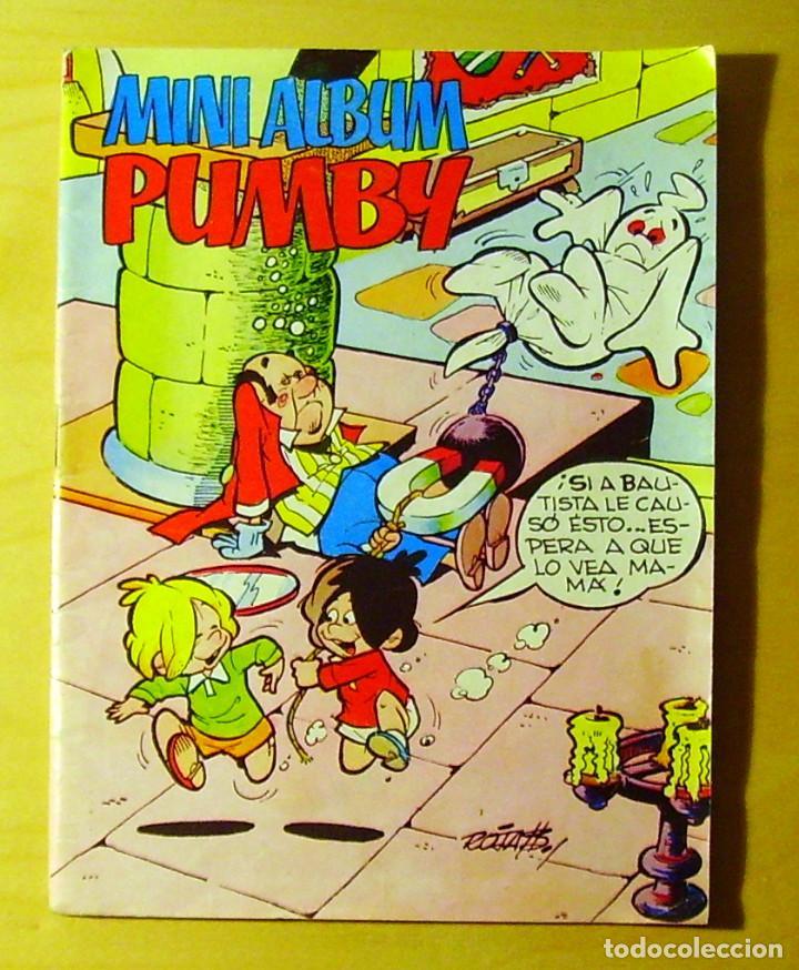 MINI ALBUM PUMBY N.º 2 (Tebeos y Comics - Valenciana - Pumby)