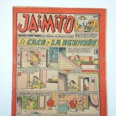 Tebeos: JAIMITO REVISTA JUVENIL N.º 414. (VVAA) EDITORIAL VALENCIANA, 1957. Lote 108808850