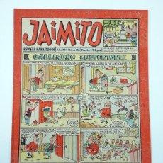 Tebeos: JAIMITO REVISTA JUVENIL N.º 430. (VVAA) EDITORIAL VALENCIANA, 1958. Lote 108808858