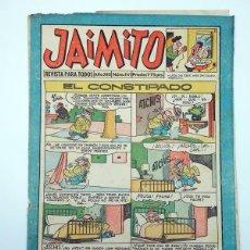 Tebeos: JAIMITO REVISTA JUVENIL N.º 441. (VVAA) EDITORIAL VALENCIANA, 1958. Lote 108808870