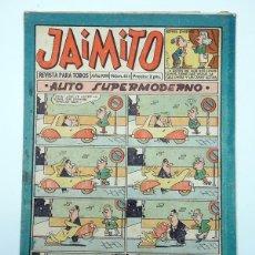 Tebeos: JAIMITO REVISTA JUVENIL N.º 453. (VVAA) EDITORIAL VALENCIANA, 1958. Lote 108808878