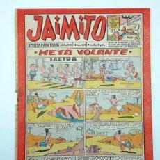 Tebeos: JAIMITO REVISTA JUVENIL N.º 468. (VVAA) EDITORIAL VALENCIANA, 1958. Lote 108809027