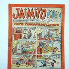 Tebeos: JAIMITO REVISTA JUVENIL N.º 517. (VVAA) EDITORIAL VALENCIANA, 1959. Lote 108809182