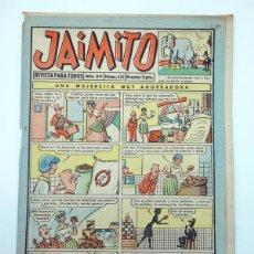Tebeos: JAIMITO REVISTA JUVENIL N.º 554. (VVAA) EDITORIAL VALENCIANA, 1960. Lote 108809190