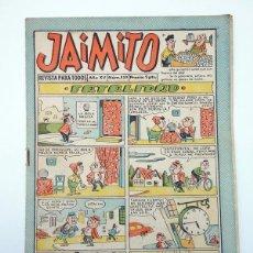 Tebeos: JAIMITO REVISTA JUVENIL N.º 559. (VVAA) EDITORIAL VALENCIANA, 1960. Lote 108809194