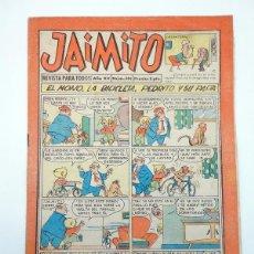 Tebeos: JAIMITO REVISTA JUVENIL N.º 584. (VVAA) EDITORIAL VALENCIANA, 1960. Lote 108809202