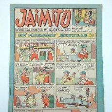 Tebeos: JAIMITO REVISTA JUVENIL N.º 602. (VVAA) EDITORIAL VALENCIANA, 1961. Lote 108809206