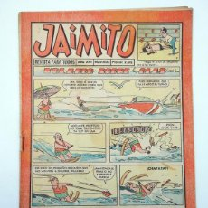 Tebeos: JAIMITO REVISTA JUVENIL N.º 608. (VVAA) EDITORIAL VALENCIANA, 1961. Lote 108809214