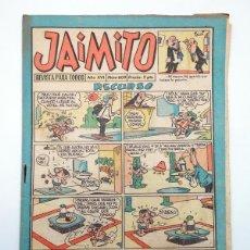 Tebeos: JAIMITO REVISTA JUVENIL N.º 609. (VVAA) EDITORIAL VALENCIANA, 1961. Lote 108809319