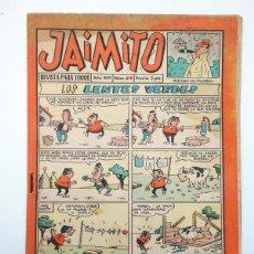 Tebeos: JAIMITO REVISTA JUVENIL N.º 610. (VVAA) EDITORIAL VALENCIANA, 1961. Lote 108809327