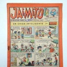 Tebeos: JAIMITO REVISTA JUVENIL N.º 611. (VVAA) EDITORIAL VALENCIANA, 1961. Lote 108809331