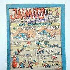 Tebeos: JAIMITO REVISTA JUVENIL N.º 612. (VVAA) EDITORIAL VALENCIANA, 1961. Lote 108809335