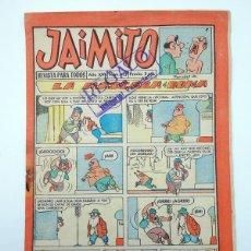 Tebeos: JAIMITO REVISTA JUVENIL N.º 613. (VVAA) EDITORIAL VALENCIANA, 1961. Lote 108809339