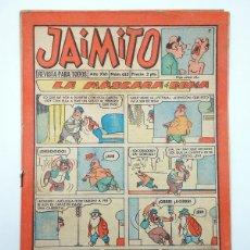 Tebeos: JAIMITO REVISTA JUVENIL N.º 613. (VVAA) EDITORIAL VALENCIANA, 1961. Lote 108809343